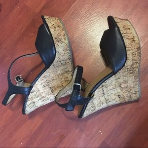 Shoes - 4 inch platforms